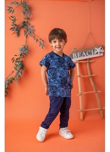 Zeyland Lacivert Blue Forest T-Shirt (9ay-4yaş) Lacivert Blue Forest T-Shirt (9ay-4yaş) Lacivert